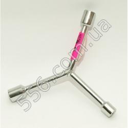 N973 Ключ 3х сторонний 8-9-10 mm