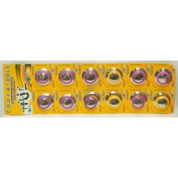 N1039 Ручки запасные для крышек (12 шт. в уп.)