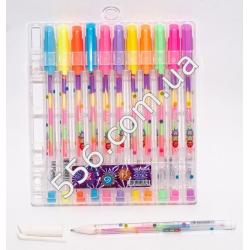 №3548 Ручки цветные многослойные