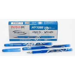 №3688 Ручка-стирачка гелевая синяя (12 шт.)