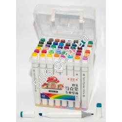 Набор маркер цветной 2-х сторонний