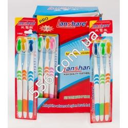 Зубная щетка (3 шт.)