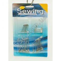 N966 Набор булавок Sewing (12 шт. в уп.)